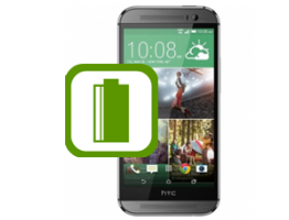 HTC One M8 Battery Replacement