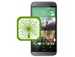 HTC One M8 Screen Repair