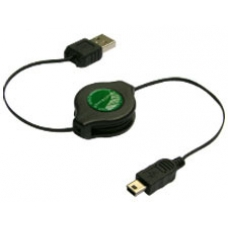 Navman F20 Charge N Sync Retractable Cable