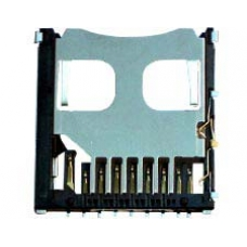 SD Card Socket Assembly (3815 / 3830 / 3835 / 3845 / 3850 / 3870 / 3875)
