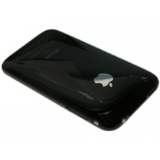 iPhone 3GS Black Rear Back With Chrome Bezel 16GB