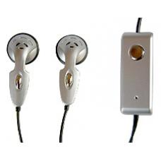 2.5mm Stereo Earbud Style Headset Headphones (510 / 512 / 514)