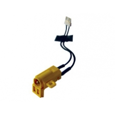 PlayStation Portable (Sony PSP) Power Cable and Socket