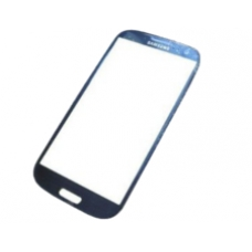 Samsung Galaxy S3 SIII i9300 Replacement Front Gorilla Glass Lens (Pebble Blue)
