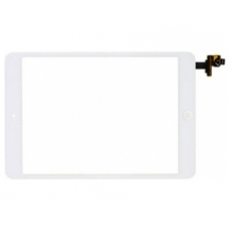 iPad Mini 2nd Generation Touch Screen White with IC Chip and Home Button