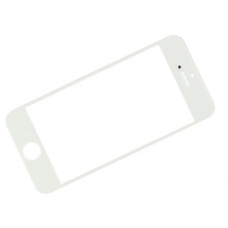 iPhone 5c Front Screen Outer Glass Lens Replacement Part White