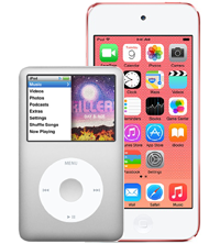 Refurbished iPods