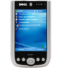 Dell Axim x51 Parts