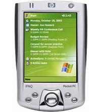 iPAQ Parts 2200 Series