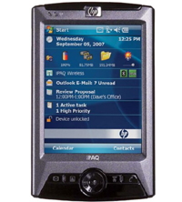 iPAQ Parts rx3000 Series