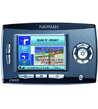 Navman ICN 300 Repairs
