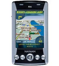 Navman PiN 570 Parts