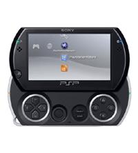 Sony PSP Go Parts