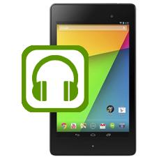 Nexus 7 (2013) Headphone Jack Repair