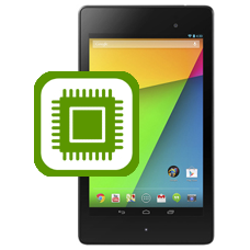 Google Nexus 7 (2013) 16GB Logic Board (WiFi Only) Replacement Service