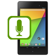 Nexus 7 (2013) Microphone Repair