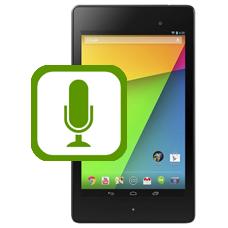 Nexus 7 (2013) Microphone Repair