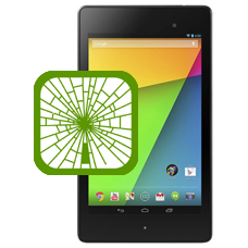 Nexus 7 (2013) Screen Replacement WiFi Model