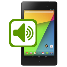 Nexus 7 (2013) Loudspeaker Replacement
