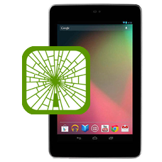 Nexus 7 Screen (Touch Screen and LCD) Repair (WiFi Only)