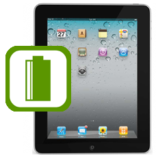 Apple iPad Battery Replacement Service
