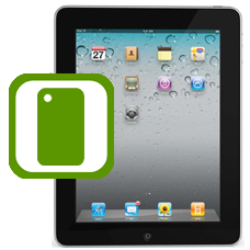 Apple iPad Rear Case Replacement