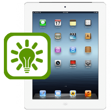 iPad 3 Dim Screen Repair