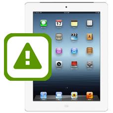 iPad 3 iTunes Error Code Repair Service