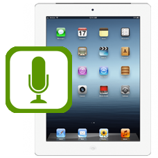 iPad 3 Microphone Repair