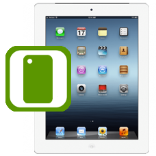Apple iPad 3 Rear Case Repair