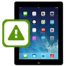 iPad 4 iTunes Error Code 28 29 48 1011 1609 Repair Service