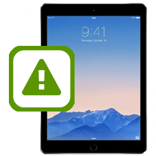 iPad Air 2 iTunes Error Code Repair Service
