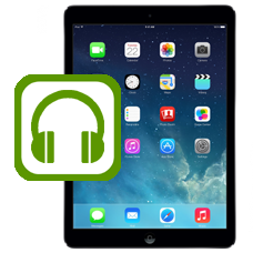 iPad Air Headphone Socket Repair