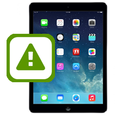 iPad Air iTunes Error Code Repair Service