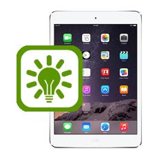 iPad Mini 2 No Backlight Half Backlight Dim Screen Repair