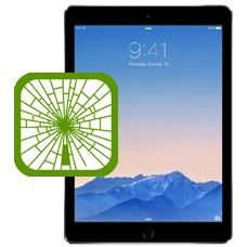 iPad Pro 9.7 Front Screen Repair