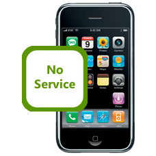 Signal Problems iPhone 3G Repair (GSM / GPS)