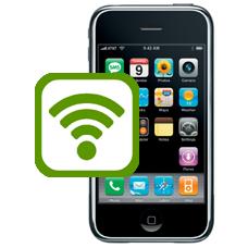 iPhone No WiFi Repair 3G