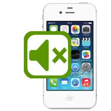 iPhone 4S Mute Silent Vibrate Button Repair