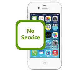 iPhone 4S GSM / GPS No Signal Fault Repair