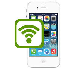 iPhone 4S WiFi Repair Service