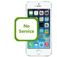 iPhone 5s No Service Fault Repair
