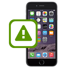 iPhone 6 iTunes Error Recovery Service