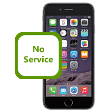 iPhone 6 No Service Fault Repairs