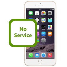 iPhone 6s No Service Repair
