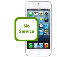 iPhone 5 No Signal Fix Repair