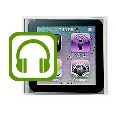 iPod Nano 6 Headphone Jack Socket Replacement