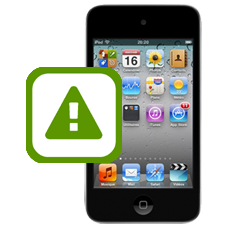 iPod Touch 4 Fix Error Codes Such as 28 29 -48 -50 1011