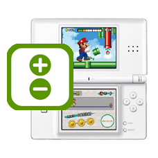 Nintendo Lite DS Volume Control Repair