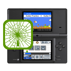 Nintendo DSi Top Screen Repair